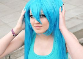 Miku Hatsune by ceciliefrost