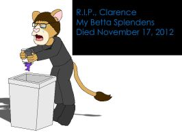 In Memory of Clarence by KBAFourthtime