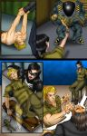 Major Steve Kidnapped by Robot by Bowen12a