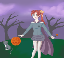 Halloween picture by Masanohashi