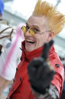 Anime Expo 2013 : Faces of Cosplay_1035 by JuniorAfro
