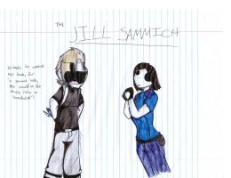 The ''Jill Sammich'' by James-Wolf7896