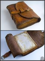 Aged journal. by ArtifexObscurus