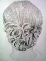 Hairstyle by jocjay