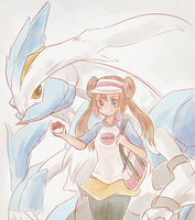 PKMN bw2 by say0ran