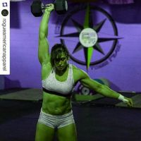 Kristen Graham She-hulk 20 by fatehound45