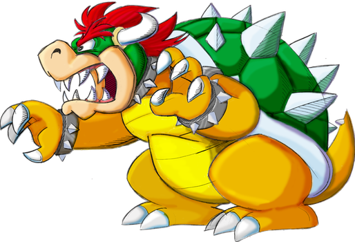 The King of Koopas by FlintofMother3