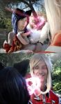 LoL~ Ahri uses Charm. by Dantedart