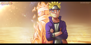 Naruto 670 - The successor by HikariNoGiri