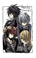 death note by lizzagrim