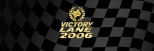 Title Graphic Victory Lane by graph-man
