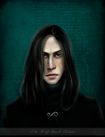 The Half-blood Prince by Patilda