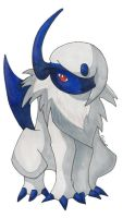 Absol by light-askha
