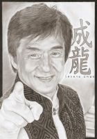 Jacky Chan by Law3208