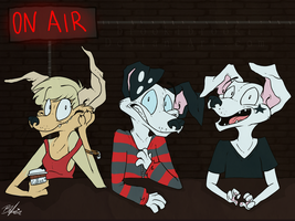ON AIR by brookibrooki