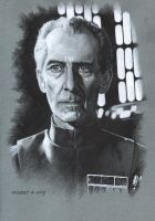 Grand Moff Tarkin by Guy-Bigbelly