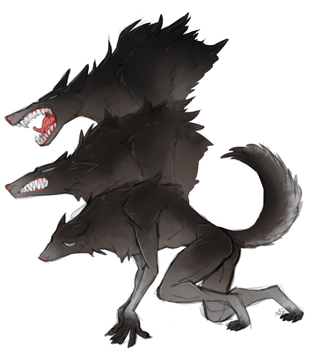Shay - Werewoof by 3712