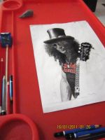 Slash in making by Rockin-everyday