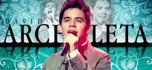 David Archuleta Artwork 1 by Archie-Graphics