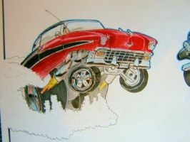 '56 Chev by AaronsDesk