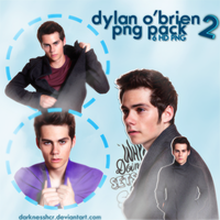 Dylan O'Brien PNG Pack 2 by darknesshcr