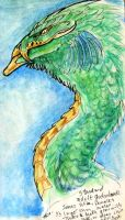 Quetzalcoatl Standard Green by Silenced-Dreams