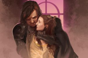 (ASoIaF-GoT SPOILER) ''There's a pretty for you!'' by PygmyGoats