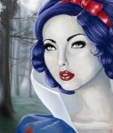 Snow White by artfreaksue
