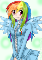 .:Rainbow Dash:. by mOoBnSsCtEeNrEs