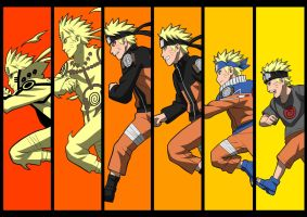 The Life of Naruto Uzumaki: Naruto Vector by animereviewguy