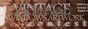 Vintage Artwork Banner by mangion