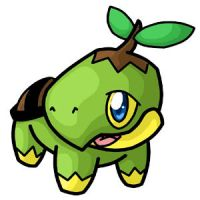 387. Turtwig by ChibiTigre