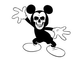 mickey is dead by CHIN2OFF