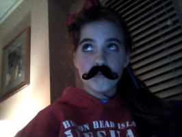 Le Stache by TheRealPennyLane