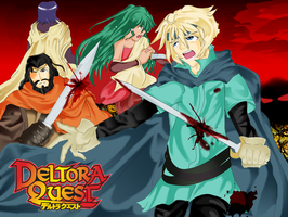 Deltora Quest Poster by OnyxSabre