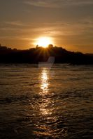 Sunset over Douro II by OnMostSurfaces