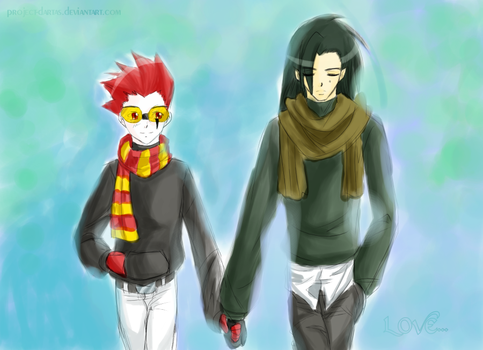 ::CHASE AND JACK:: by Project-Dartas
