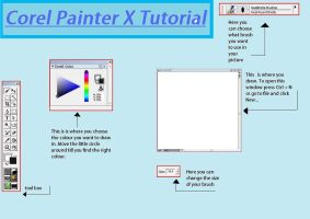 Corel Painter X Tutorial by the-realme