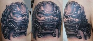 foo dog by scottytat2