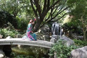 Chinese costume 222 by fa-stock