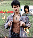 Seth Clearwater by Wolvyqueen