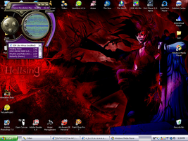 My Devious Desktop by thechaosproject