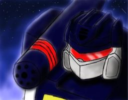 G1 Soundwave by gensomaden-saihumis
