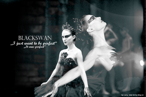 Blend - Black Swan by Lenny-art