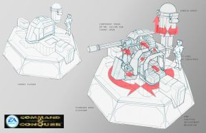 Turret Concept by HK-887