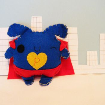 Ken the Superpup by hellohappycrafts