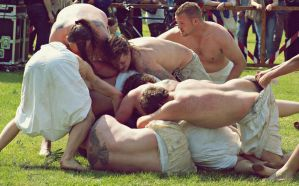 Medieval Rugby by MotherBlessing
