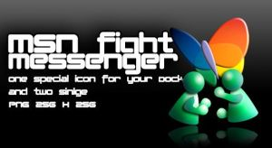 Msn Fight Messenger by badendesing