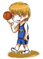 Kise is love -chibi- by megasak