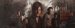 Walking Dead Facebook Profile Cover by shad-designs